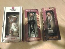 Cleveland Cavaliers Bobbleheads - Irving , Hughes , Korver  Lot