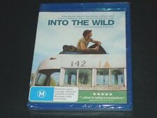 Into the Wild Blu-ray [Region B]
