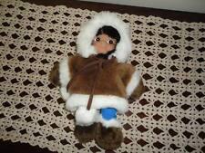 Kipmik Anchorage Alaska Eskimo Girl Doll