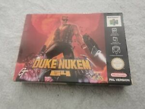 Duke Nukem Nintendo 64