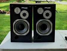 SUPER RARE Pair of Pioneer HPM-300 Speakers  WORKING NOT MINT