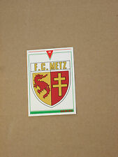 Carte official football cards panini 1993  FC METZ   LOGO BLASON