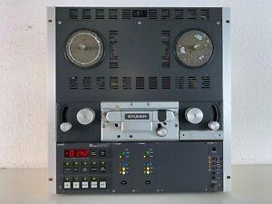 Studer A 810 Tonbandgerät / Tape Recorder