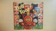 "Peter Pan Records PUFF AND TOOT 7"" 78rpm 1957"