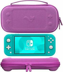 ButterFox Premium Storage Carrying Case for Nintendo Switch Lite, 19 card holder