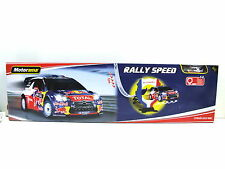Motorama Rally Action Speed Citroen DS3 WRC 13pc Track Diecast Vehicle
