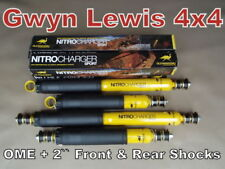 Land Rover + 2 inch Shock Absorbers Suspension Old Man Emu + 2 inch OME Shocks