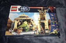 LEGO STAR WARS - 9516 - NEW/SEALED - JABBA THE HUT - JABBA'S PALACE