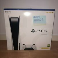 Sony Playstation PS5 Disc Edition 825GB Console - White *TRUSTED SELLER*