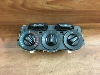 Vauxhall Corsa E 1.4 ecoflex 2015 Heater Climate Control Panel With AC 466119570