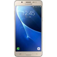 SAMSUNG GALAXY J5 (2016) J510FN GOLD ANDROID SMARTPHONE HANDY OHNE VERTRAG LTE