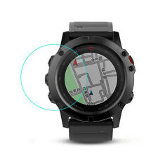 For Garmin Fenix 5X Watch Screen Protector Ultra-thin Protective Film Soft *****