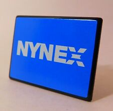 1 Scarce Nos Nynex Porcelain Sign for the W/E & At&T Single Slot PayPhone