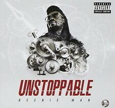 Beenie Man - Unstoppable [New CD] Explicit