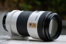 MINOLTA High Speed AF APO Tele 80-200mm f/2.8 G Zoom Lens SONY MINOLTA