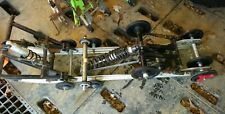 "2005 yamaha Rage 136"" rear skid suspension rx1 vector mountain apex skid only"