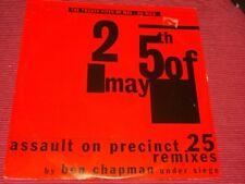 """25th Of May:   Go Wild   Near mint  Ltd   10"""""""