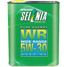 OLIO SELENIA WR WIDE RANGE PURE ENERGY SAE 5W-30 ACEA C2 CONFEZIONE LT. 1