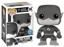 Dc Comics The Flash Pop! Black & White Figurine Exclusif Funko