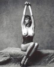 1996 Craig Morey 8x10 B&W Rare Gelatin Silver Nude Study Natalie, Signed, Matted