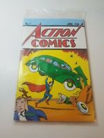 Superman Action Comics Issue 1 Loot Crate June 1938 Sealed Reprint BRAND NEW!