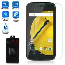 Premium Tempered Glass Film Screen Protector For Motorola Moto E 4G LT