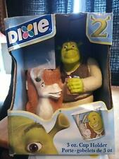 Shrek Dixie cup dispenser with donkey in box