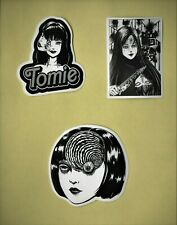 Tomie Stickers Japanese Anime Junji Ito Art film Tv animation Horror Comic book