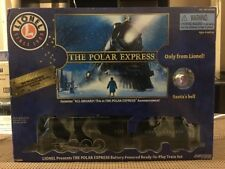 Lionel Trains Polar Express + Bell Ready to Play Christmas Train Set