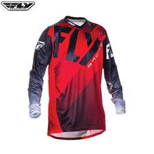 Vêtements de cross rouge Fly