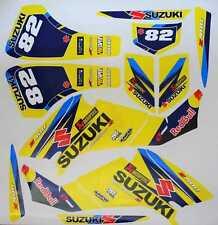 Suzuki LTZ 400 2003 - 2008 gelb Quad DEKOR DECAL KIT Aufkleber Verkleidung