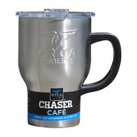 ORCA 20 oz Stainless Steel Tumbler Cup Travel Mug w/ Handle