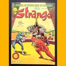 Marvel Présente STRANGE N° 127 Lug 1980