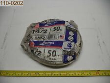 ROMEX NM-B Indoor Electrical Wire w/Ground 14/2, 50 Feet 600Volts 032886263033