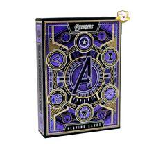 Avengers Infinity Saga Playing Cards by Theory11 Poker Spielkarten Kartenspiele