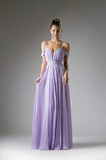 Bridesmaid Long Dress Evening Formal Party Cocktail Gown Prom Homecoming 4~20