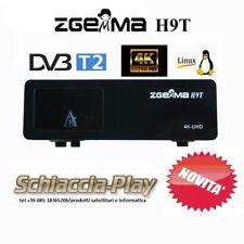 ZGEMMA H9 T2/C 4K UHD QUAD CORE ENIGMA 2