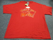 "VINTAGE COMEDY CENTRAL SOUTH PARK ERIC CARTMAN "" LIVE TO WIN! "" T-SHIRT SIZE 2XL"
