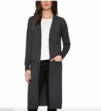 NWT WOMEN'S MATTY M DUSTER OPEN FRONT KNIT CARDIGAN SWEATER PICK SIZE COLOR