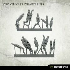 Orc Vehicles Exhaust Pipes - Kromlech