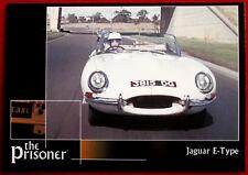 THE PRISONER, VOLUME 2 - Card #32 - Jaguar E-Type - Factory Ent. 2010