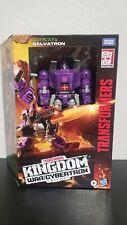 Transformers Kingdom Galvatron Leader Class War for Cybertron WFC-K28 Minty box!