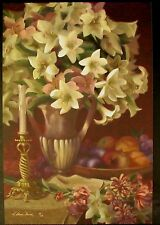 """Original Giclee by Kathleen Haines Dench """"Candlelight"""""""