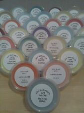 WAX MELT POT HIGHLY FRAGRANCED inc.Perfume/aftershave inspired