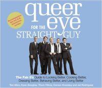 QUEER EYE FOR THE STRAIGHT GUY____4CD AUDIOBOOK