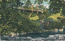 ROCKFORD IL – A Cozy Corner near Swiss Cottage - 1909