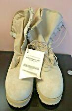 Vibram/Wellco USA Hot Weather Combat Boot Type II Tan Size 16W