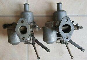 Vintage SU Carburettors - H2  - MG , Austin 7???