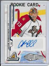 10-11 Pinnacle Jacob Markstrom Rookie Auto # 264 #d/299