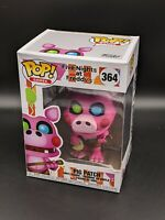 Funko Pop Pop Games Five Nights at Freddy's Pig Patch #364 *Free Protector*